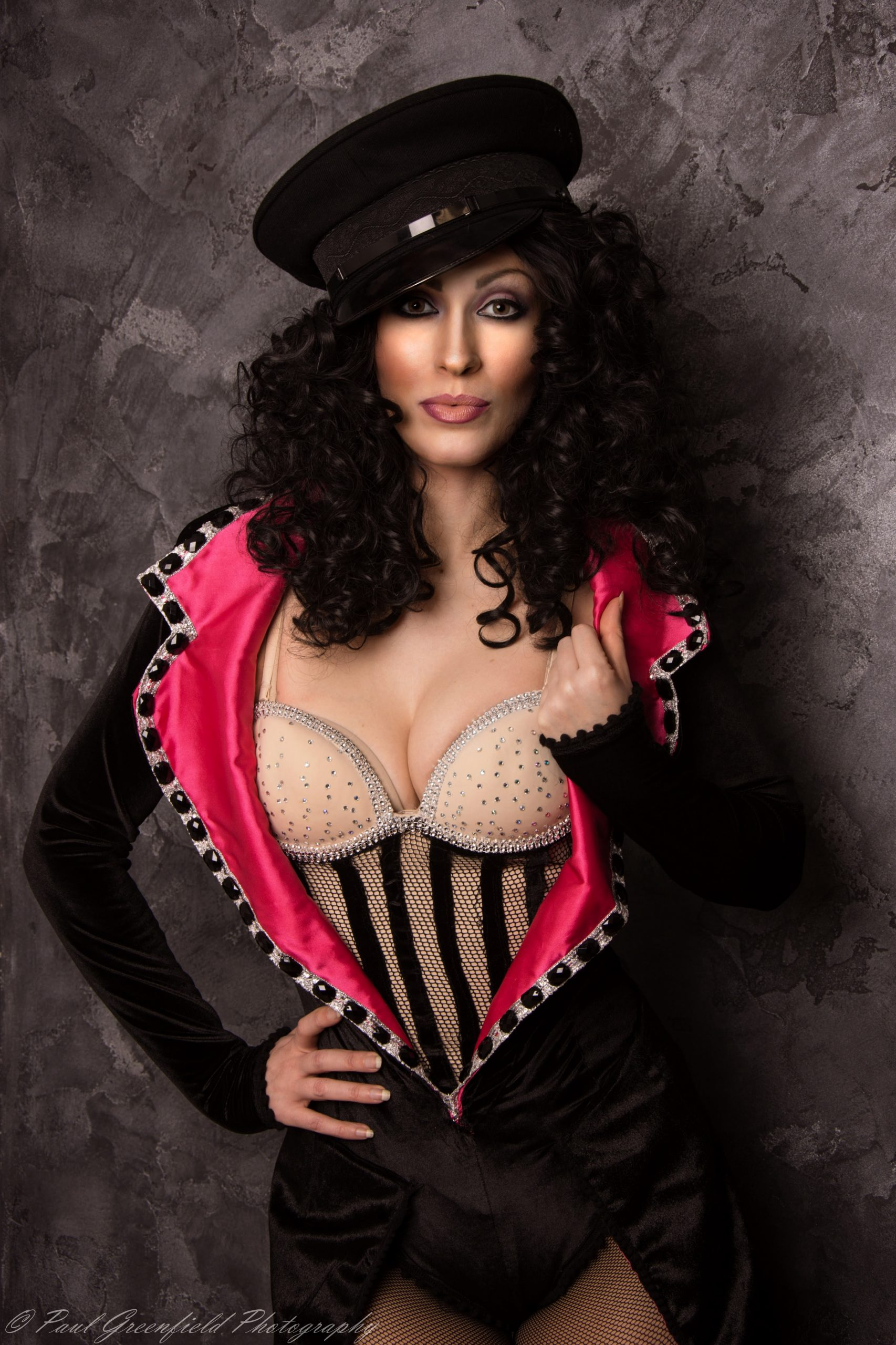 Stacy Green as Cher